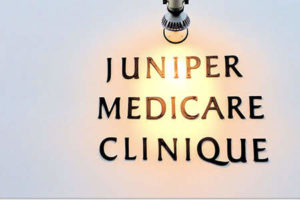 JUNIPER MEDICARE CLINIQUE公式