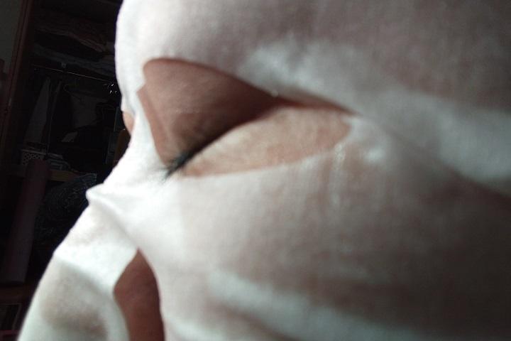 クラシエマスクマスクの形状