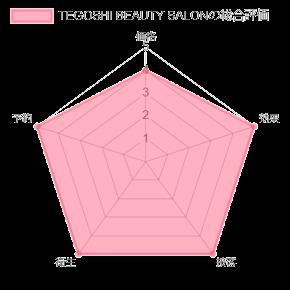TEGOSHI BEAUTY SALONの総合評価